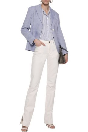 WEEKEND MAX MARA Linen blazer