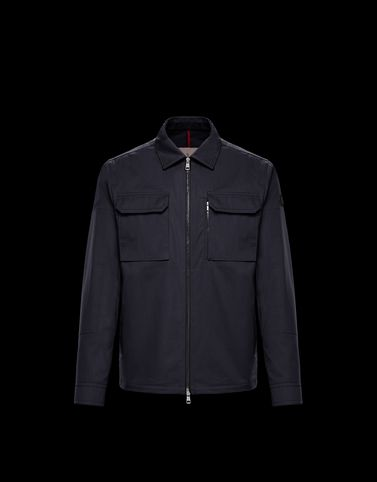 MONCLER STEPHANE - Overcoats - men
