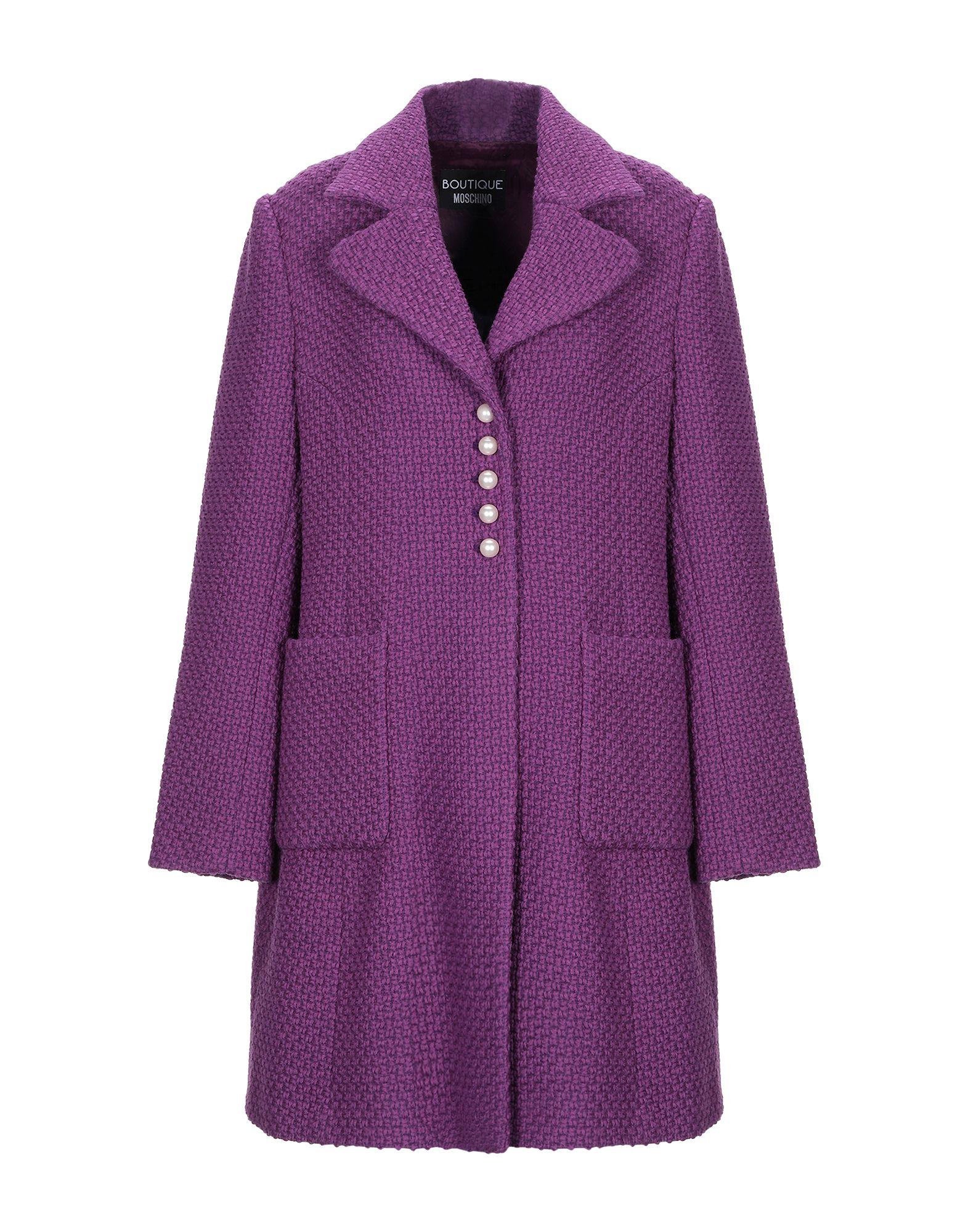 BOUTIQUE MOSCHINO Пальто