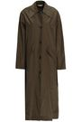 MICHAEL KORS COLLECTION Silk and cotton-blend jacket