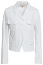 MICHAEL KORS COLLECTION Cotton-blend twill jacket