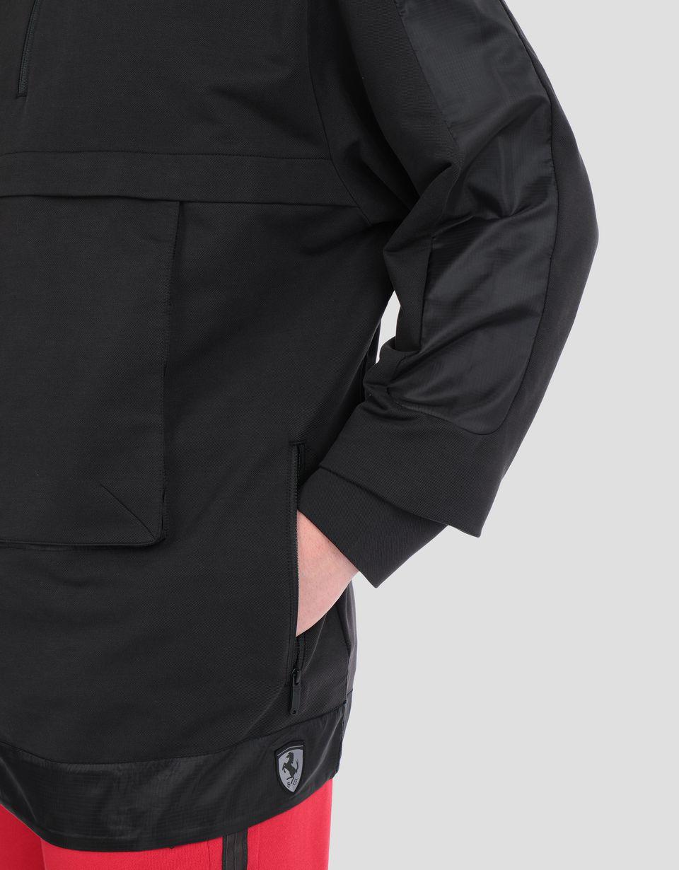 Scuderia Ferrari Online Store - Ferrari RCT Midlayer men's jacket - Bombers & Track Jackets