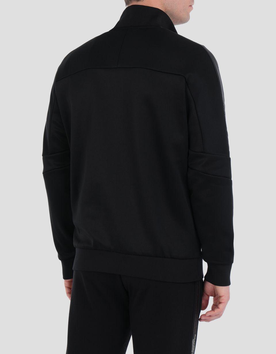 Scuderia Ferrari Online Store - Ferrari T7 Track men's jacket - Bombers & Track Jackets