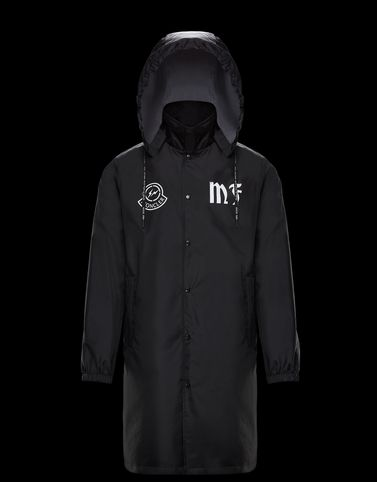 Moncler Coats & Trench Coats Man: DOWNBEAT