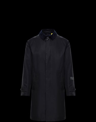 MONCLER SWING - Coats - men