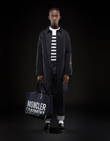 Moncler Coats & Trench Coats Man: SWING