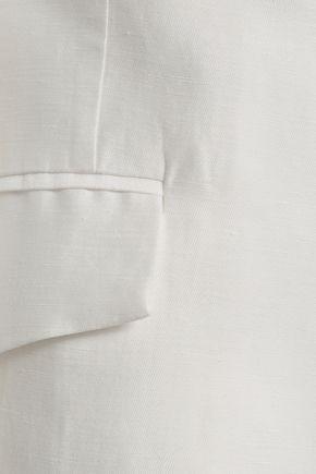 LES HÉROÏNES by VANESSA COCCHIARO Slub woven blazer