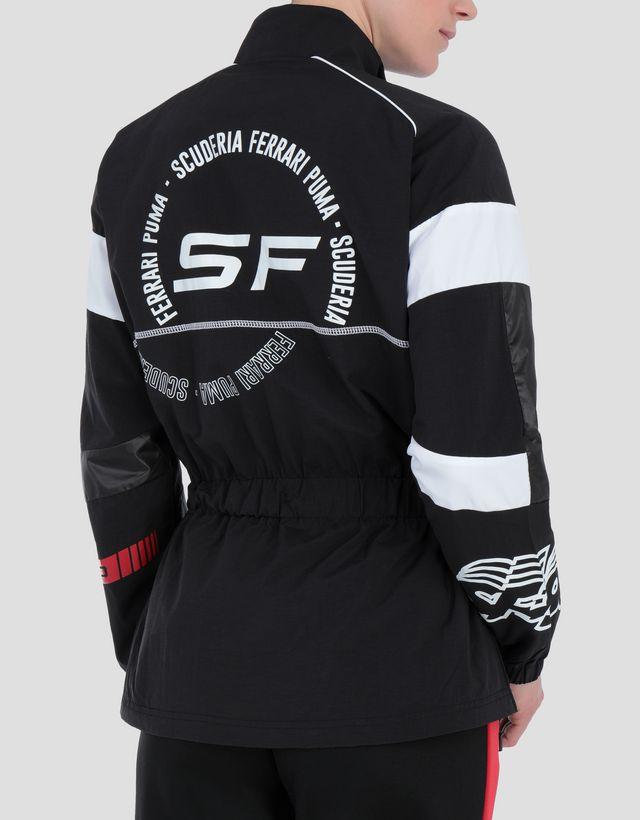 301337a34a7b ... Scuderia Ferrari Online Store - Women s Scuderia Ferrari Speed Cat  jacket - Raincoats ...