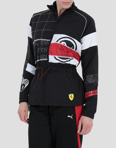 Scuderia Ferrari Speed Cat women's jacket