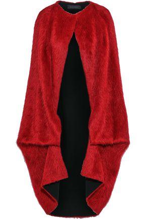ROLAND MOURET Moreno alpaca and wool-blend coat