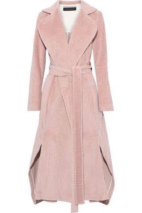 ROLAND MOURET Marvin cotton-corduroy coat