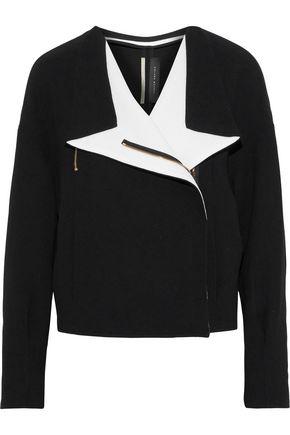 ROLAND MOURET Bryce wool-crepe jacket