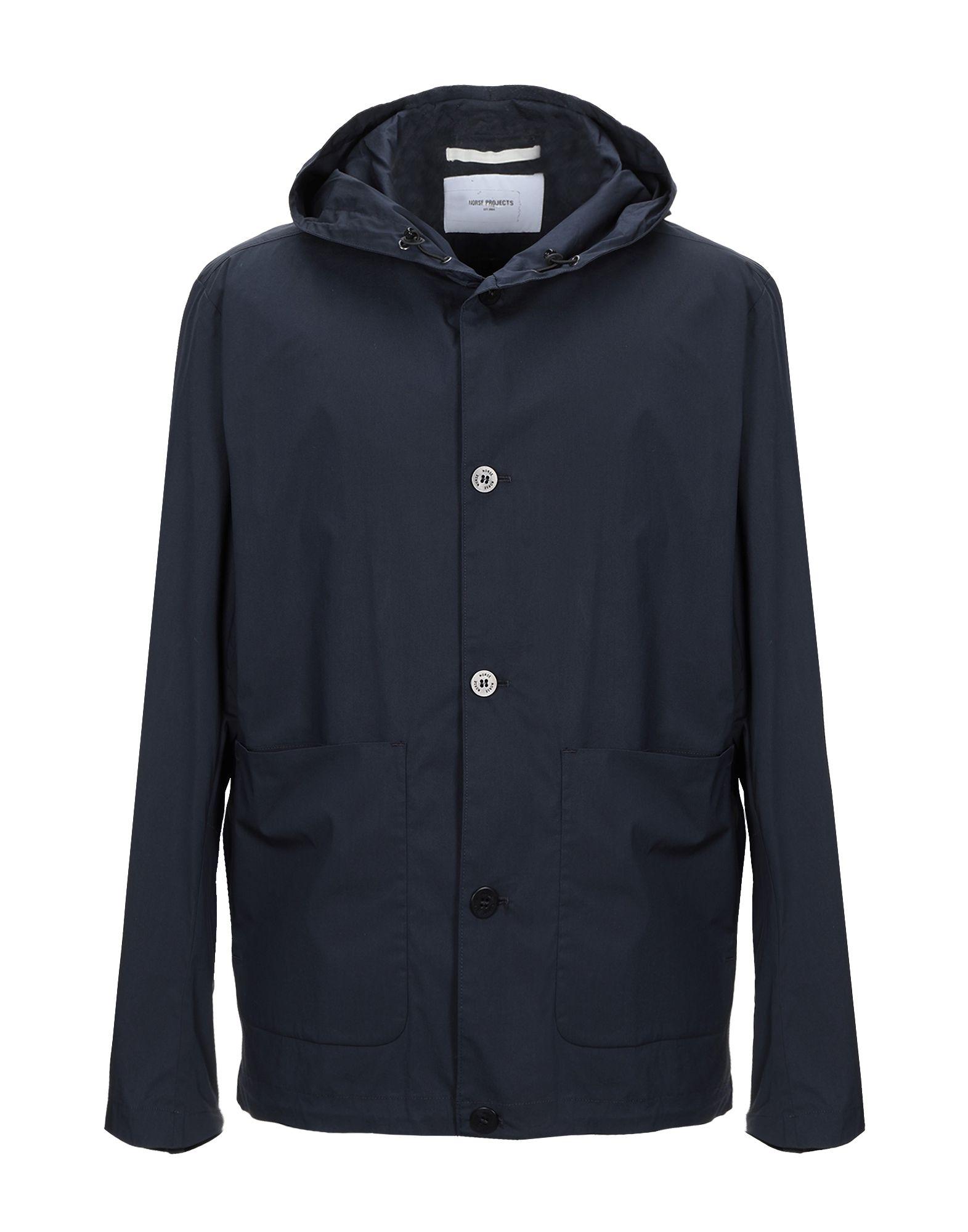 где купить NORSE PROJECTS Легкое пальто дешево