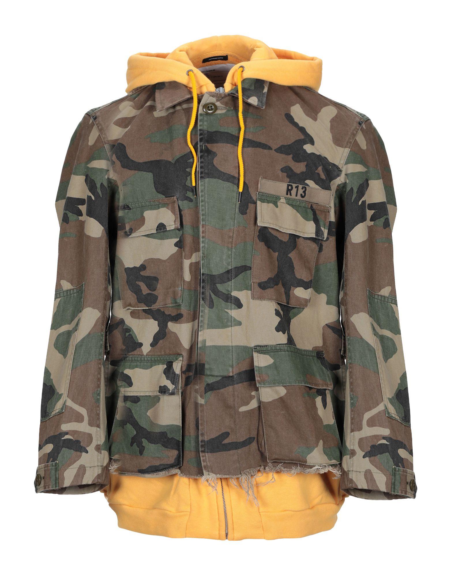 R13 Куртка r13 футболка