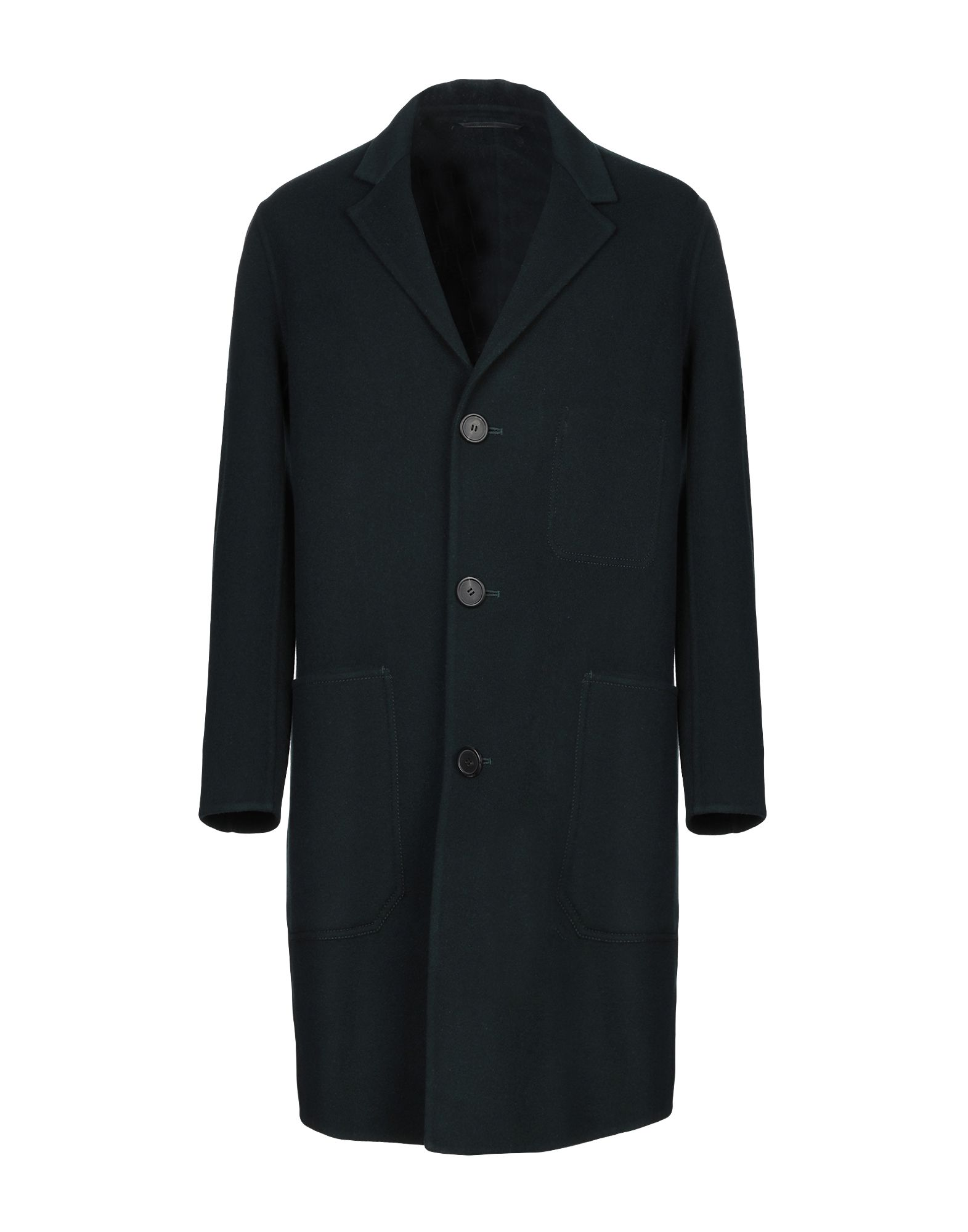цена на AMI ALEXANDRE MATTIUSSI Пальто