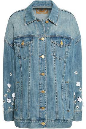 MICHAEL MICHAEL KORS Embellished denim jacket