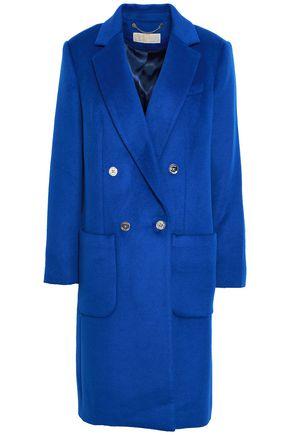 MICHAEL MICHAEL KORS Double-breasted brushed felt coat