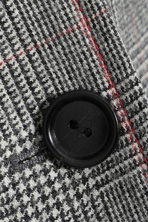 ROLAND MOURET Barrett Prince of Wales wool blazer