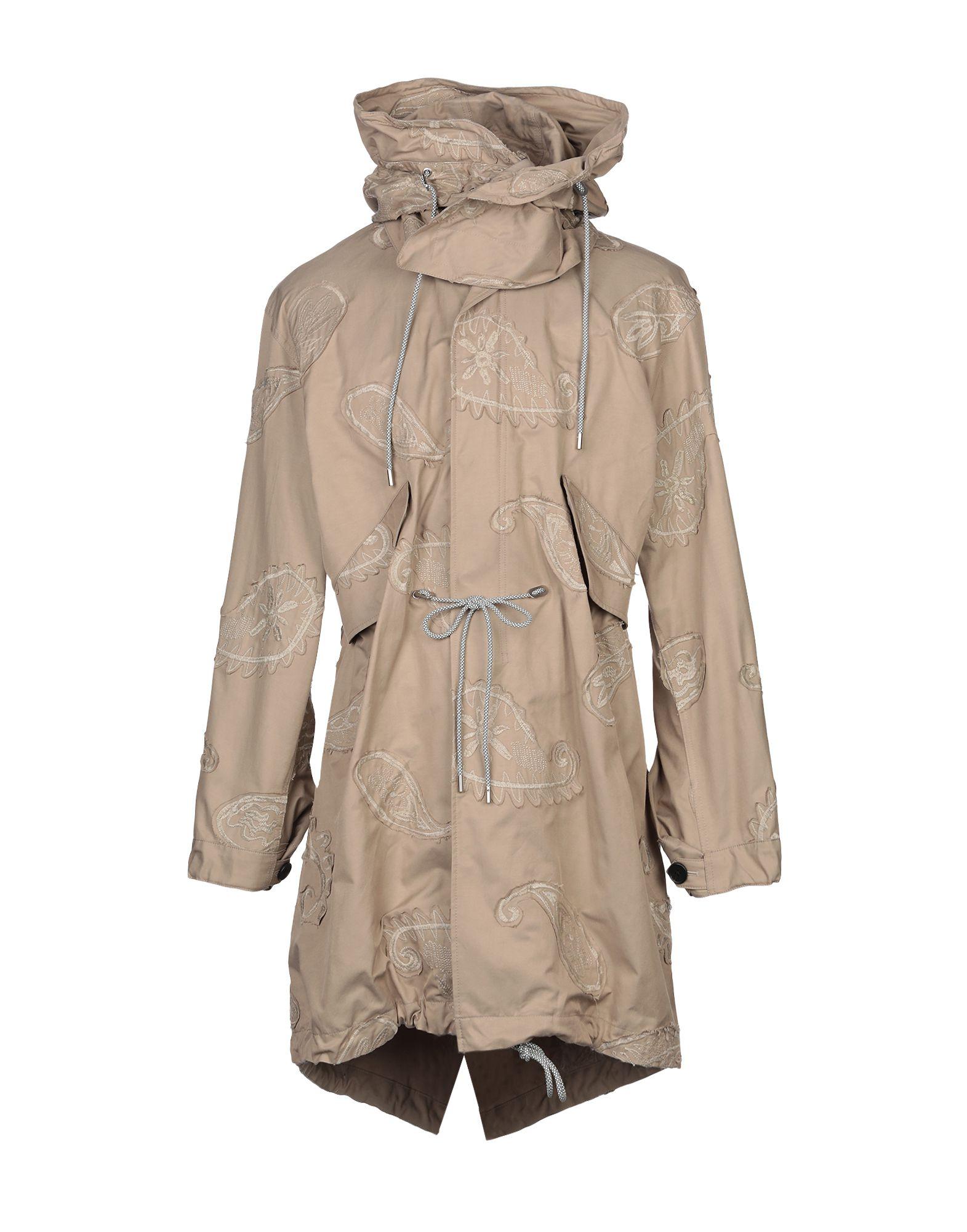 WOOYOUNGMI Легкое пальто