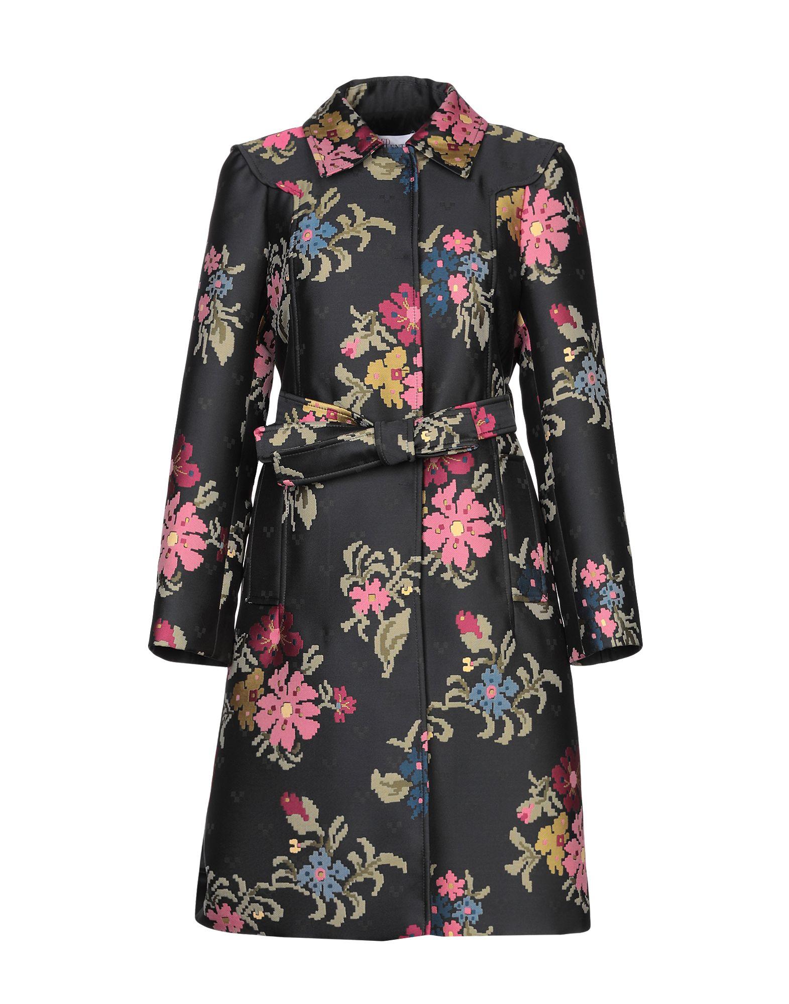 Пальто в картинках цветы