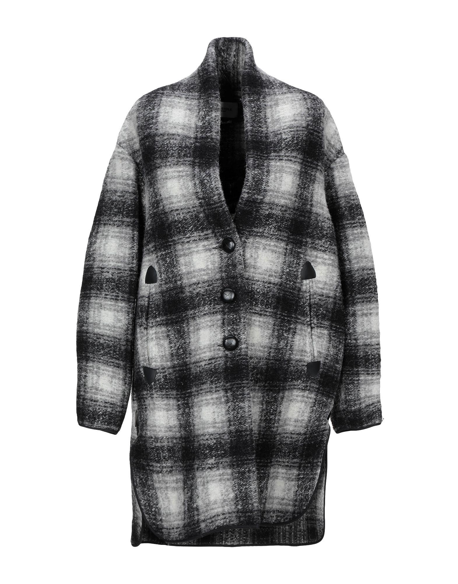 ISABEL MARANT ÉTOILE Пальто цены онлайн