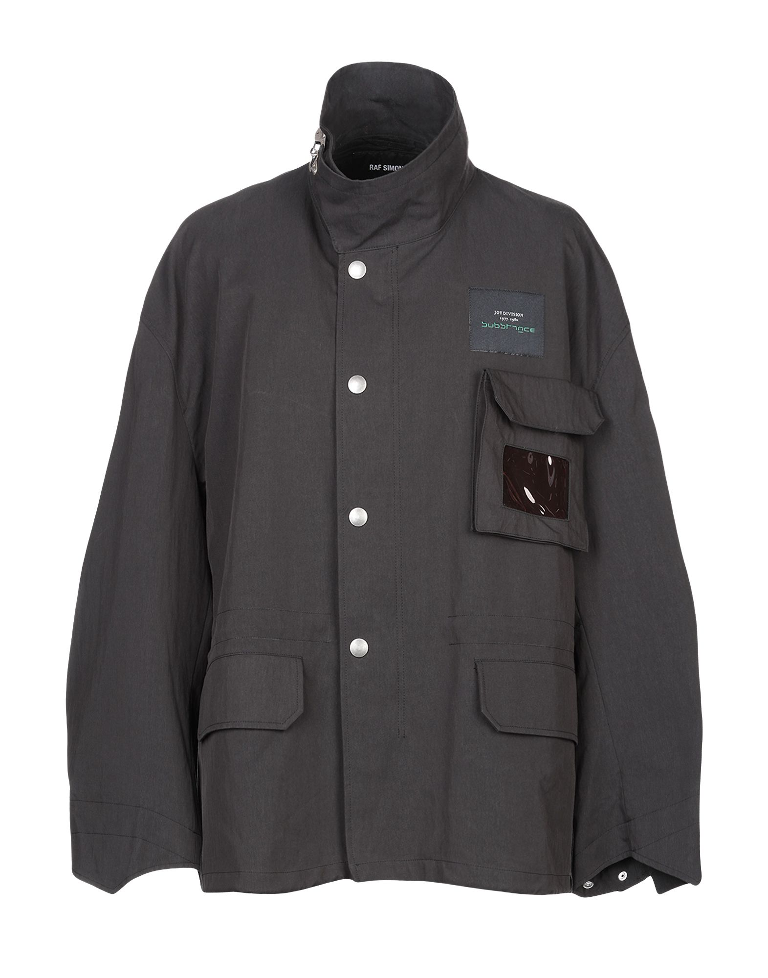 RAF SIMONS Куртка raf simons воротник