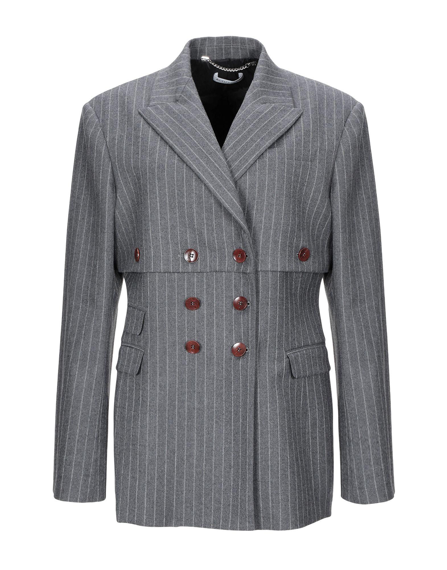 ALTUZARRA Пальто altuzarra свитер