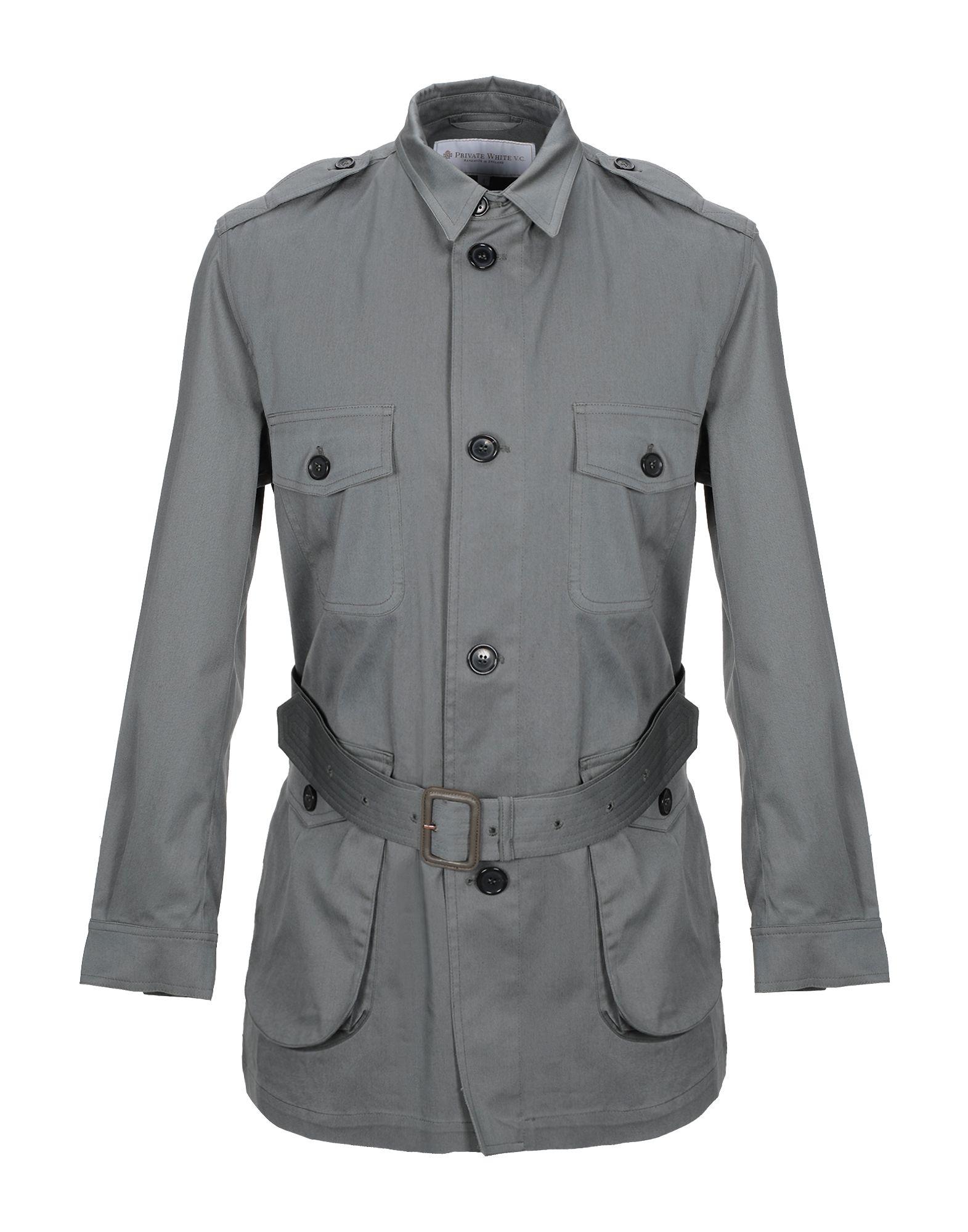 Фото - PRIVATE WHITE V.C. Легкое пальто nous etudions легкое пальто