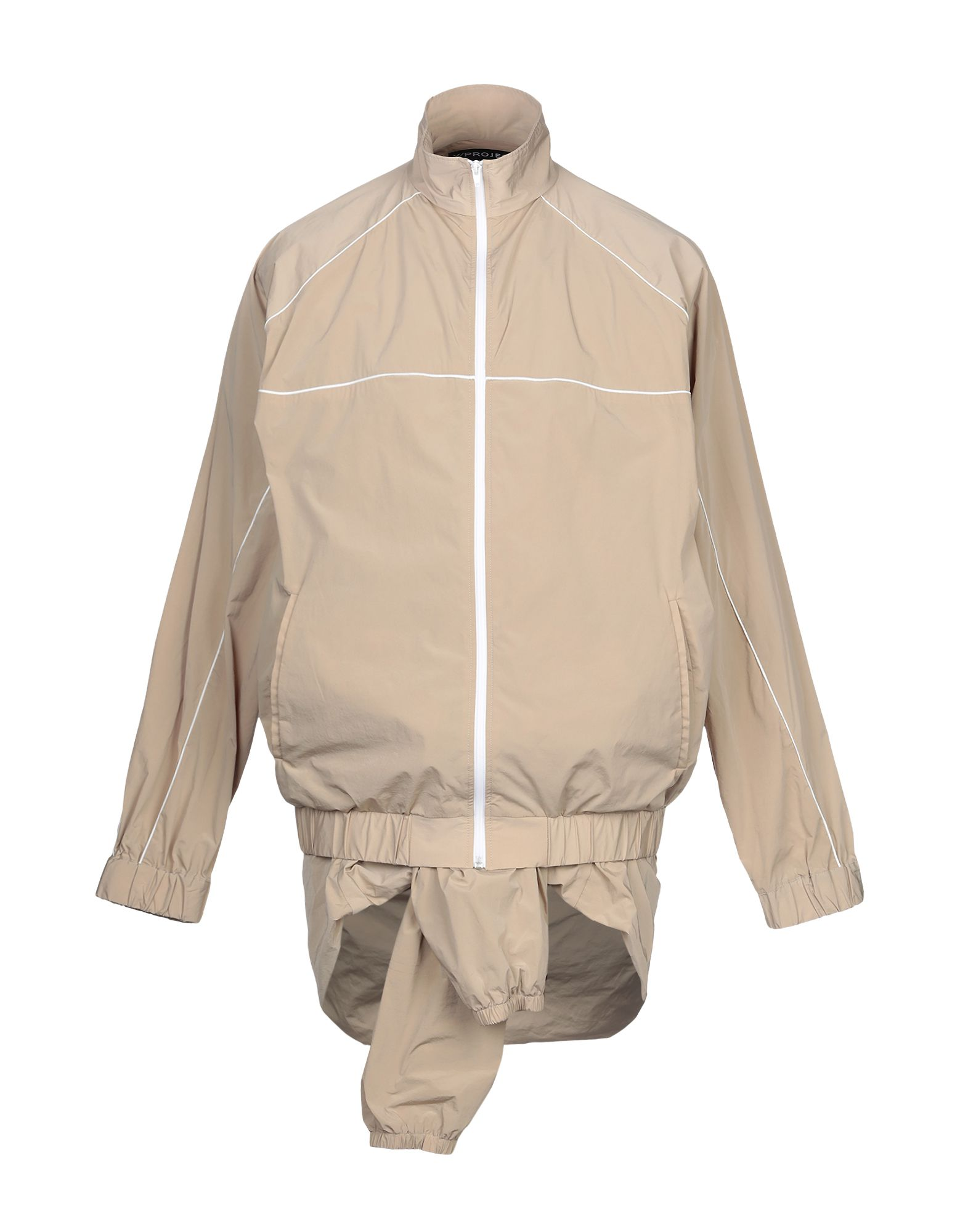 Y/PROJECT Куртка y project легкое пальто