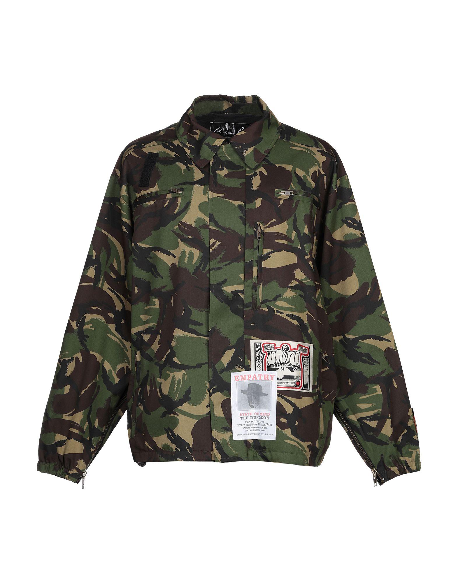 MARTINE ROSE Куртка