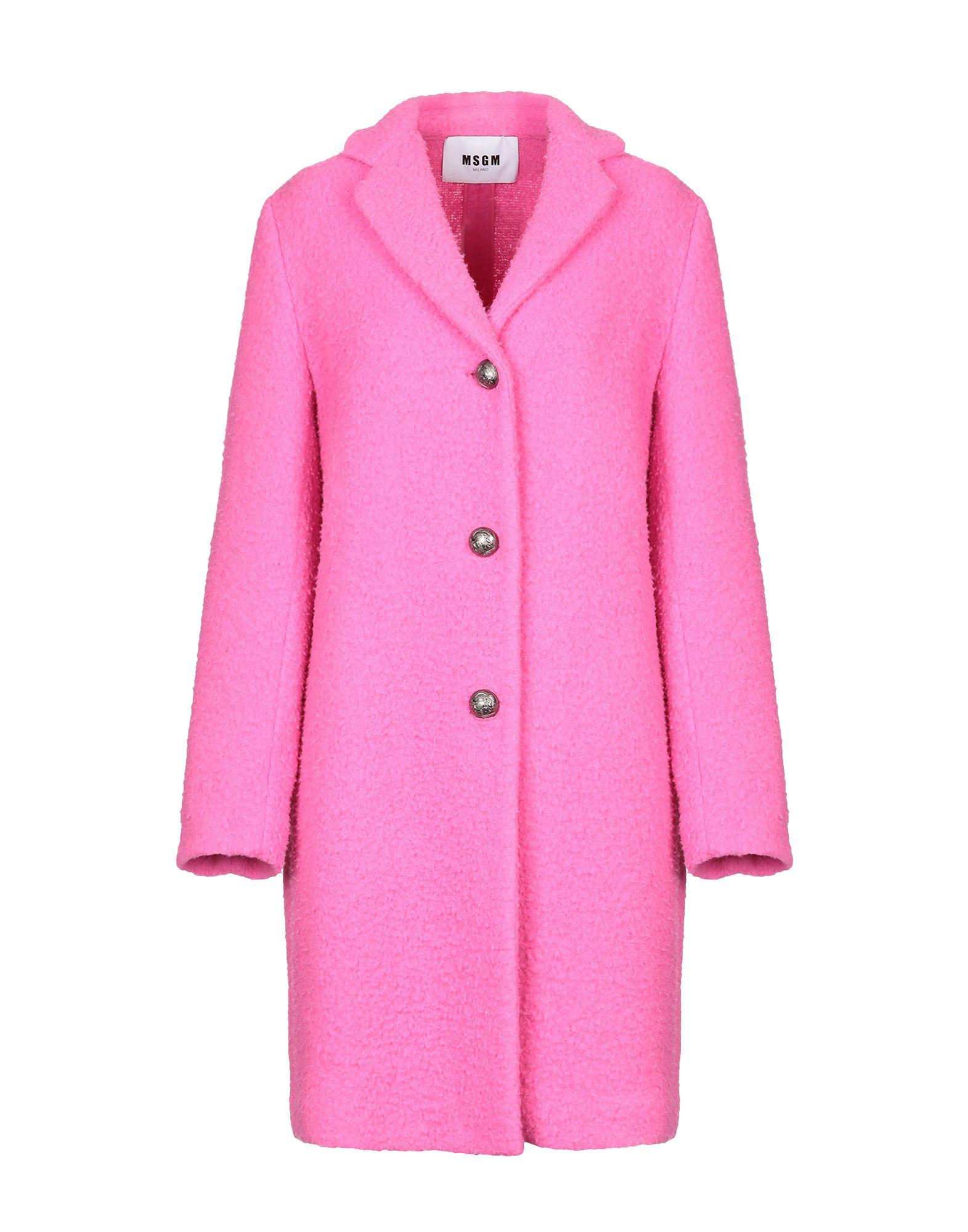 MSGM Пальто msgm легкое пальто