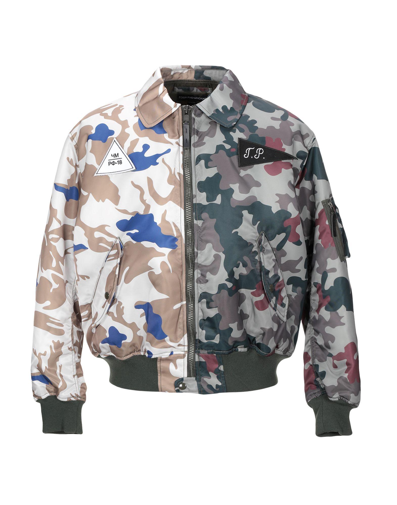 GOSHA RUBCHINSKIY Куртка