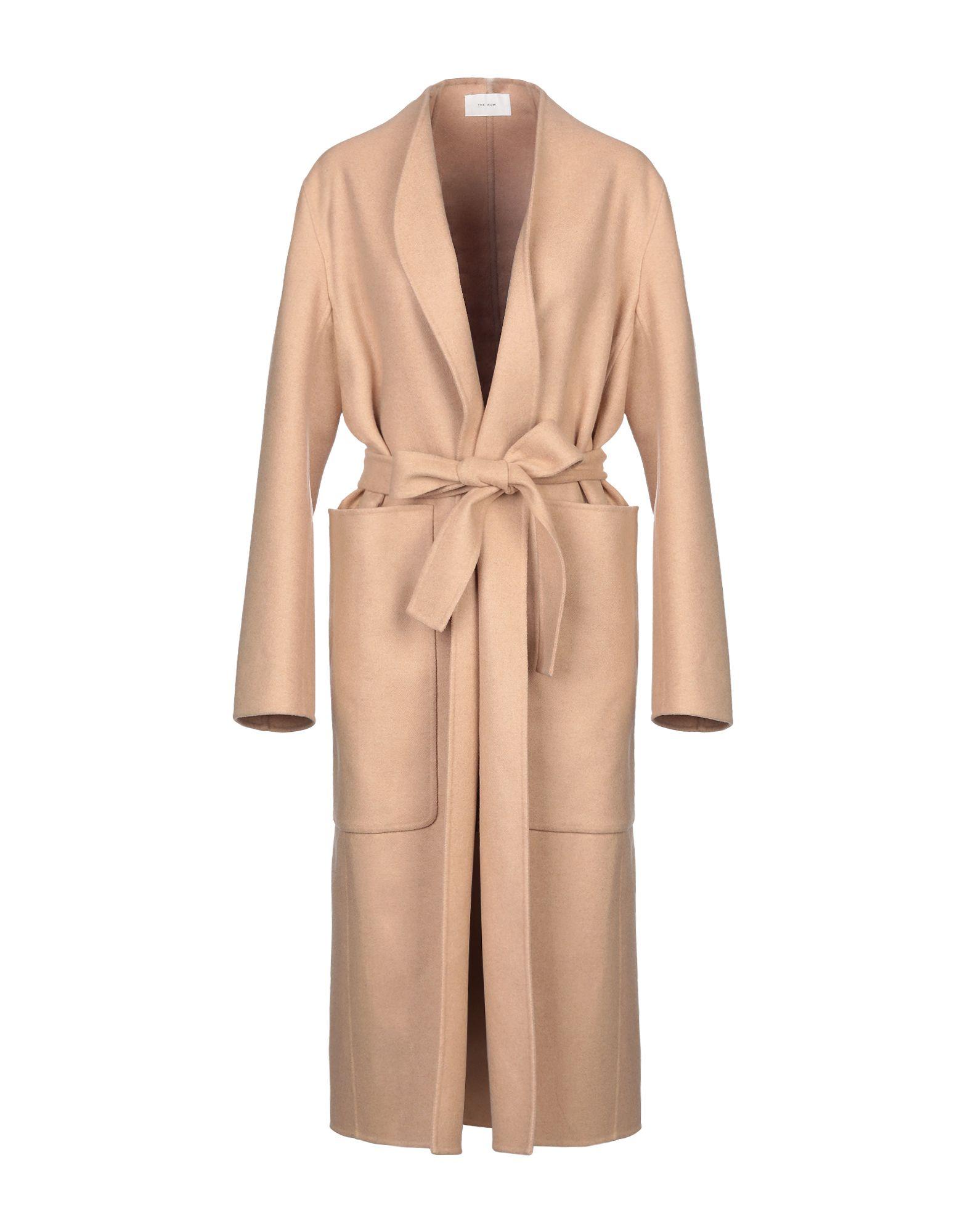 THE ROW Пальто the row блузка