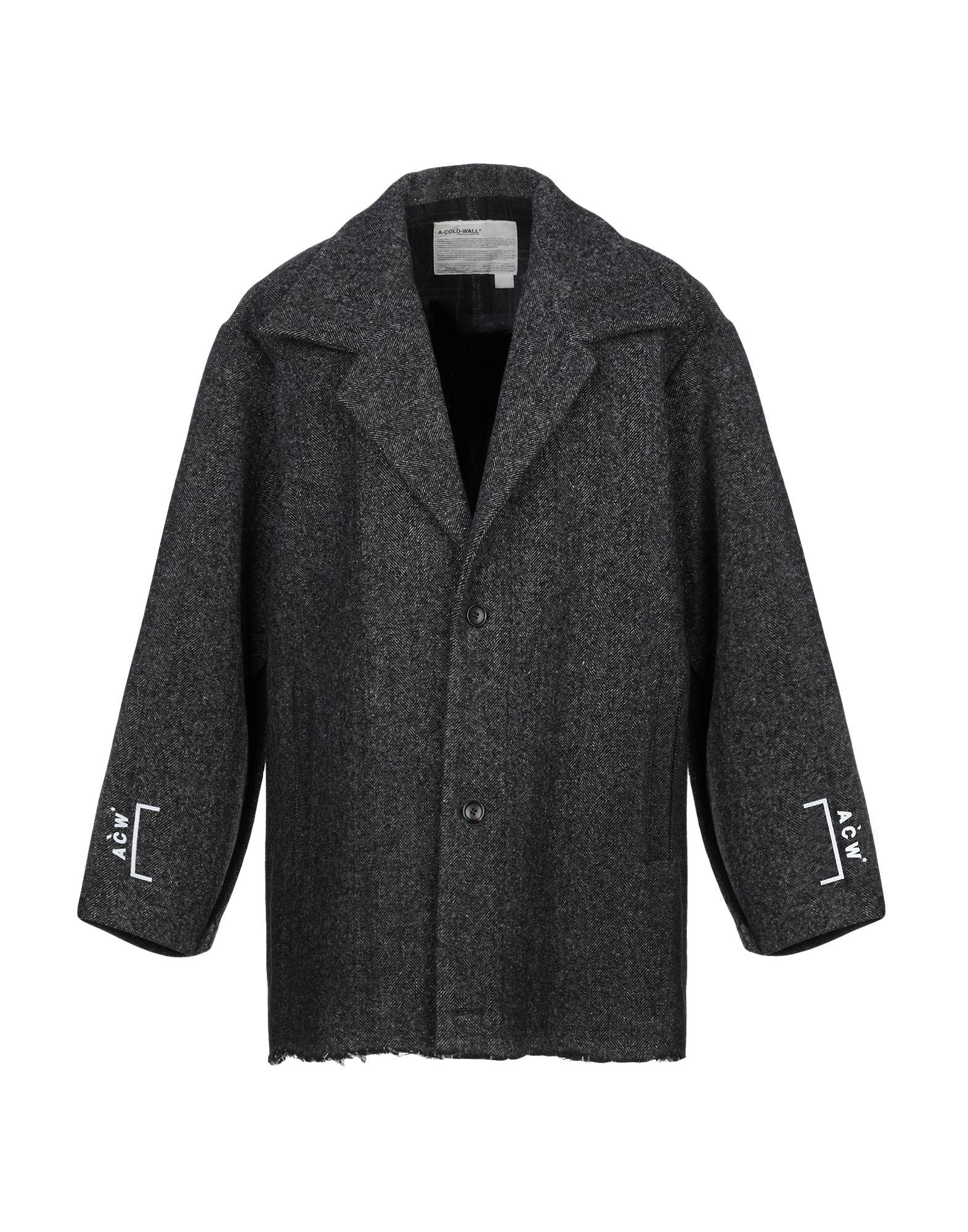 A-COLD-WALL* Пальто a cold wall толстовка
