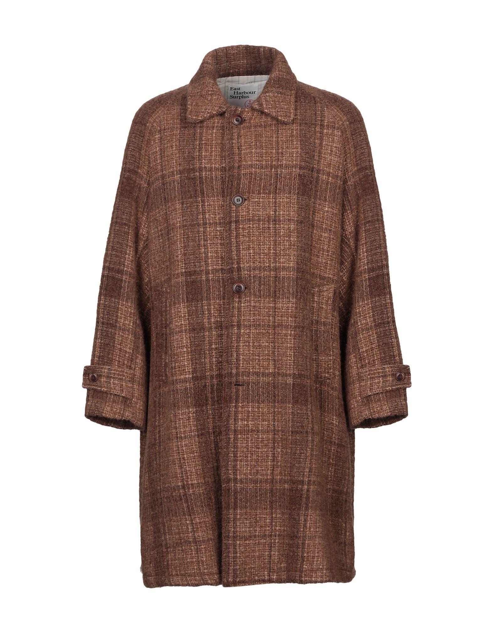 EAST HARBOUR SURPLUS Пальто недорго, оригинальная цена