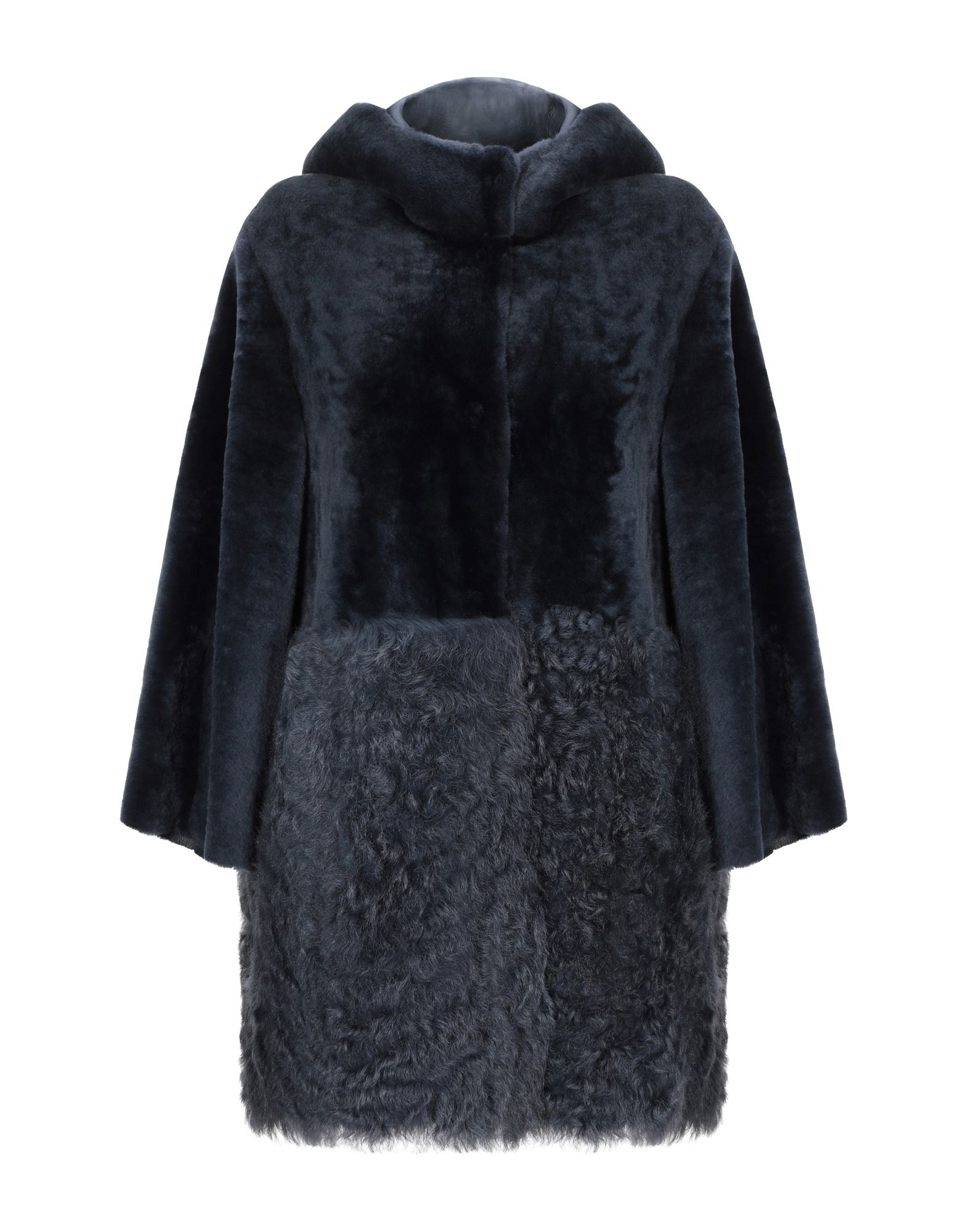 DROMe Пальто пальто с капюшоном 50