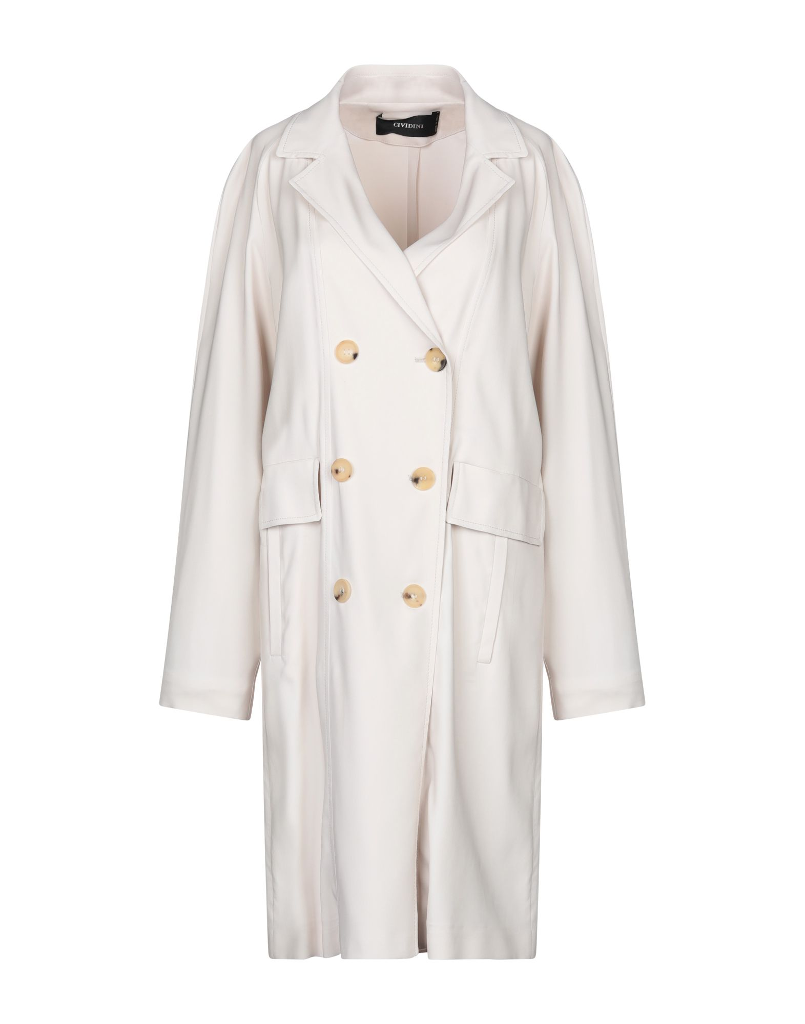 CIVIDINI Легкое пальто