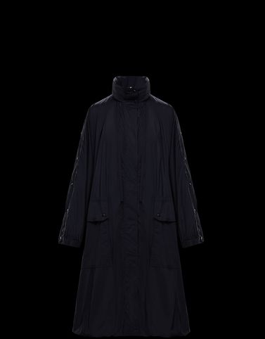 PORTVILA Black Coats & Trench Coats