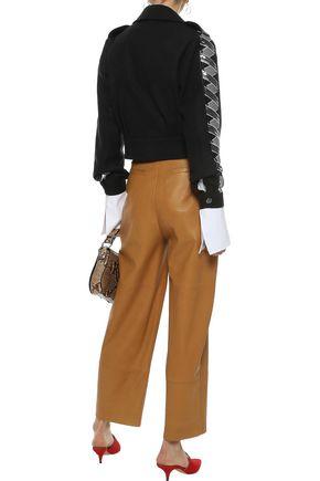 TEMPERLEY LONDON 装飾付き ウール ジャケット