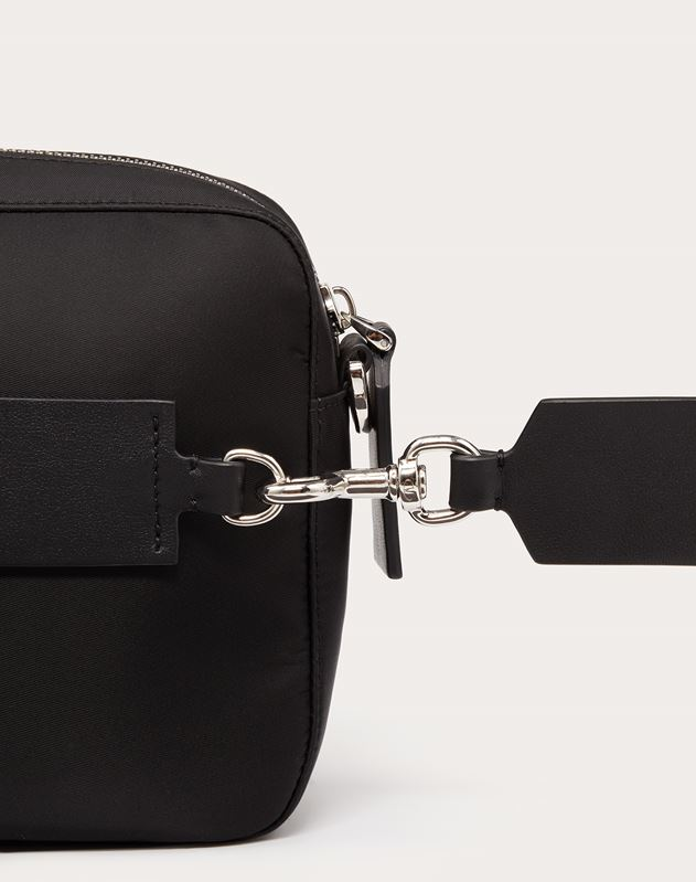 Nylon VLOGO shoulder bag