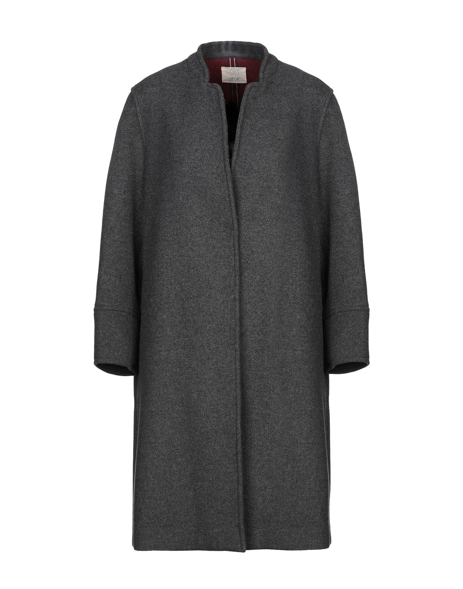 DIEGA Пальто diega свитер