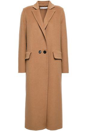 OSCAR DE LA RENTA Wool and cashmere-blend coat