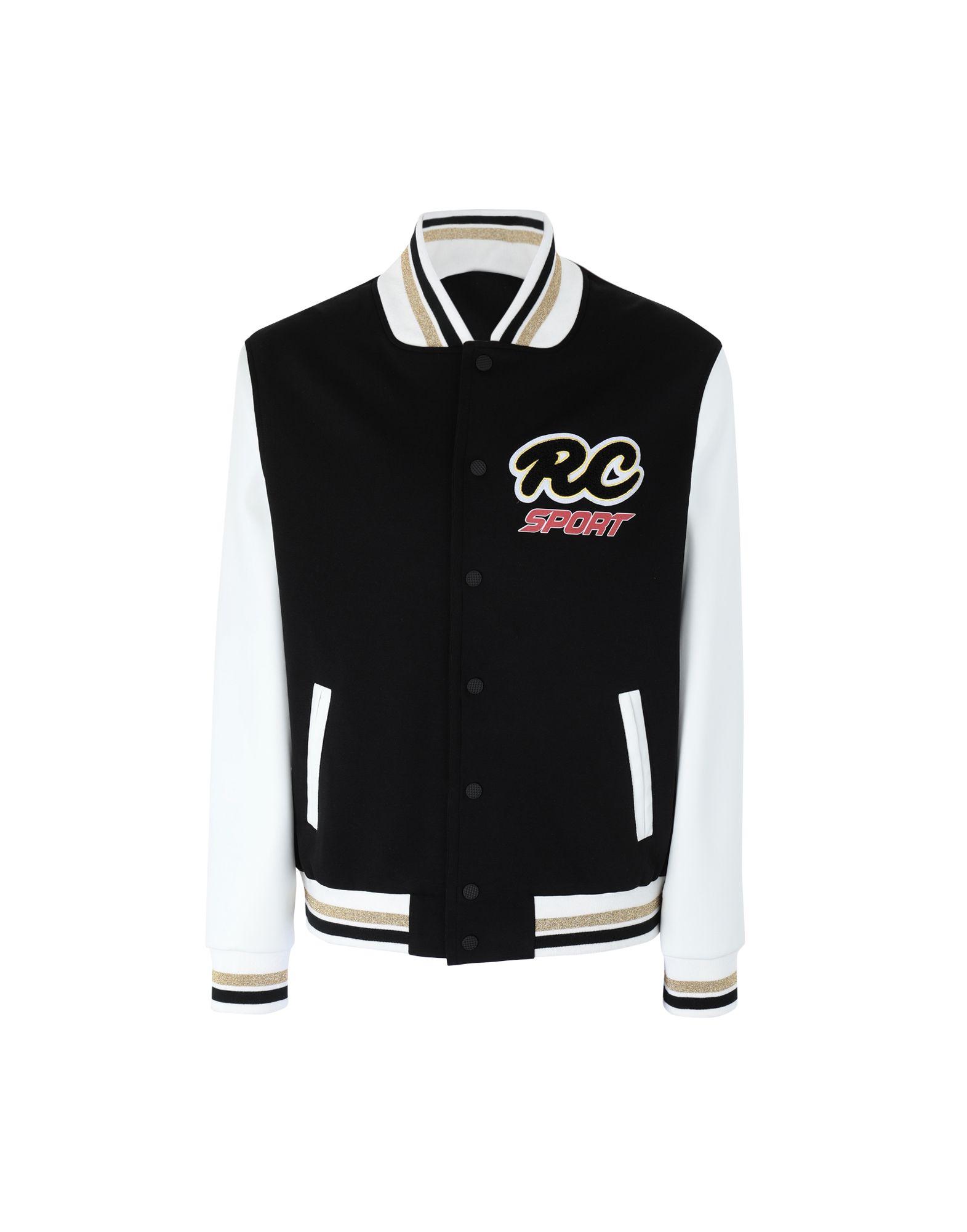 цена ROBERTO CAVALLI SPORT Куртка онлайн в 2017 году