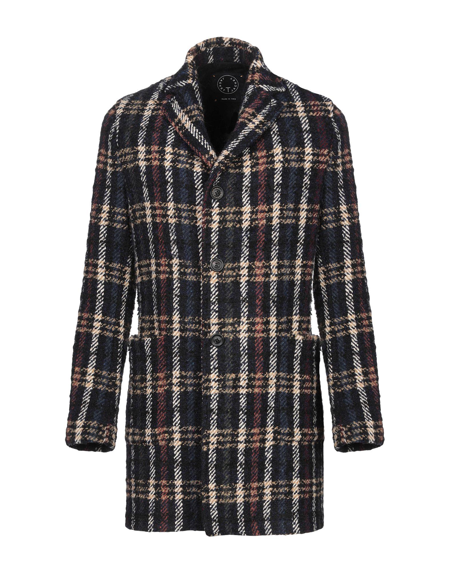 все цены на T-JACKET by TONELLO Пальто онлайн