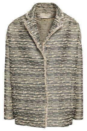 VANESSA BRUNO Idalgo metallic tweed jacket