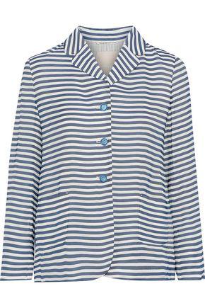 MAX MARA Arpe striped jacquard blazer