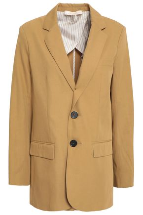 VANESSA BRUNO Garisa cotton-blend twill blazer