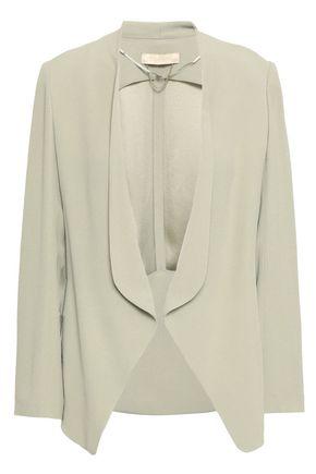 VANESSA BRUNO Anastasia crepe blazer