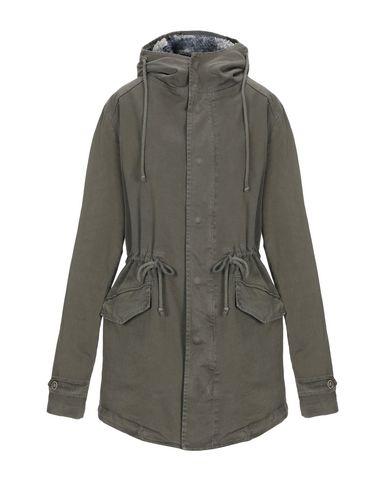 Фото - Женскую куртку HOMEWARD CLOTHES цвет зеленый-милитари