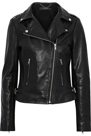 MUUBAA Lobelia leather biker jacket